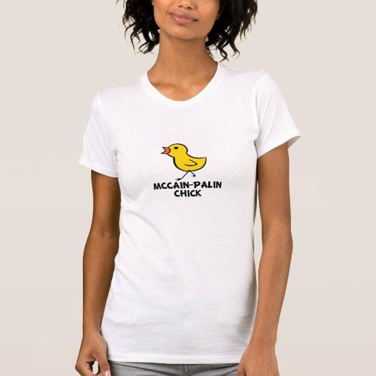 McCain-Palin Chick T-Shirt