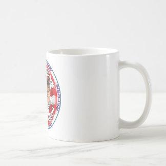McCain Palin Country First Basic White Mug