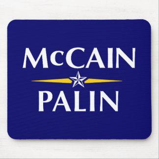 MCCAIN PALIN Mousepad