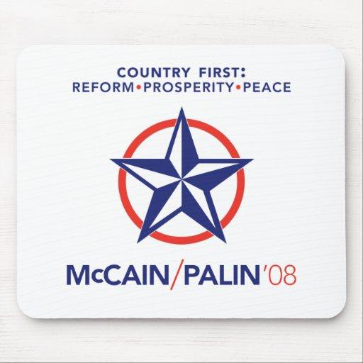 McCain-Palin Mousepad