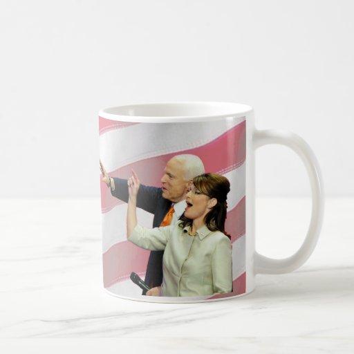 McCain Palin Coffee Mugs