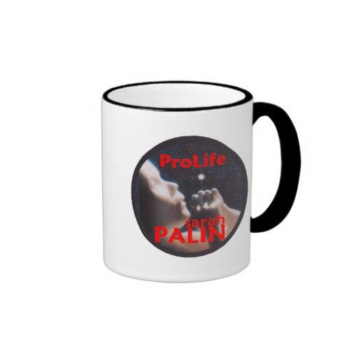 McCain Palin ProLife Mug