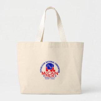 McCain Palin RNC Bag