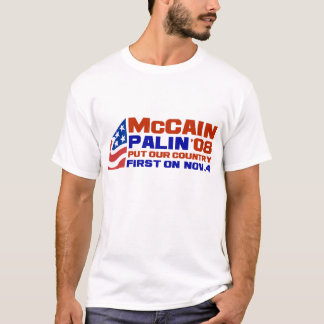 McCain & Palin T-Shirt