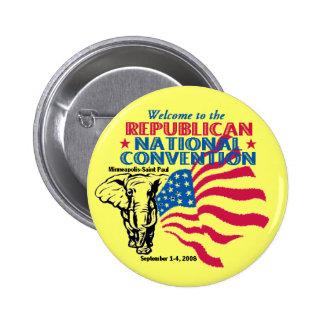 McCain RNC Button