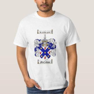 McCallum Family Crest - McCallum Coat of Arms T-Shirt