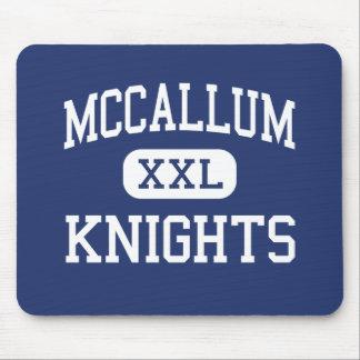 McCallum - Knights - High School - Austin Texas Mouse Pad