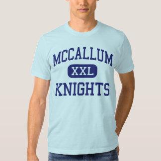 McCallum - Knights - High School - Austin Texas Shirts