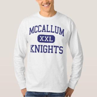 McCallum - Knights - High School - Austin Texas T Shirts