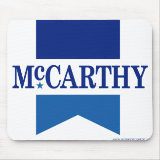 McCarthy-1968 Mouse Pad