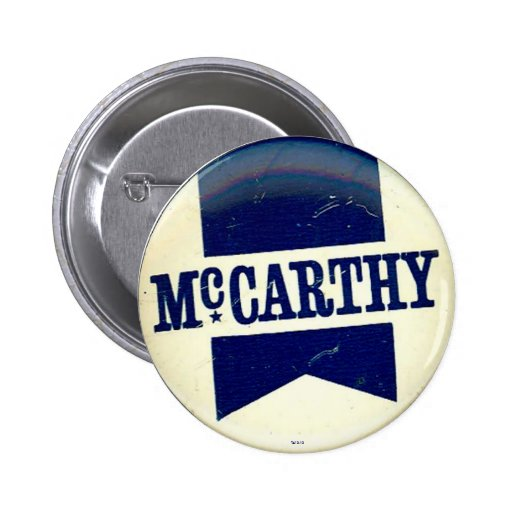 McCarthy for President - Button