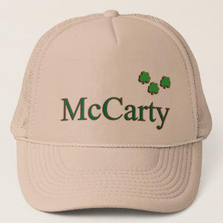 McCarty Family Trucker Hat