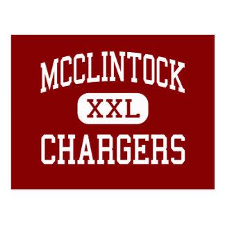 McClintock - Chargers - High - Tempe Arizona Postcard