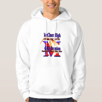 McCluer High Class of '70 40th Reunion Hoodie
