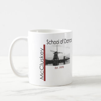 McCluskey School of Dance Coffee Mug