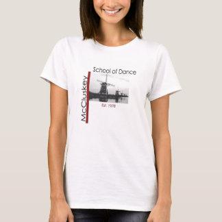 McCluskey School of Dance T-Shirt