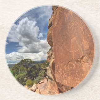 Mcconkie Ranch Petroglyph - Utah Coaster