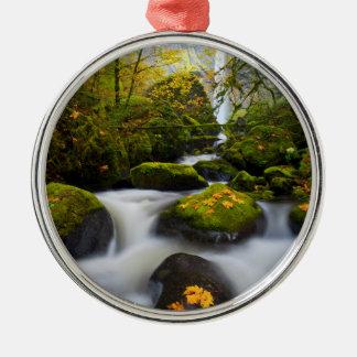 McCord Creek Bigleaf Maple | Columbia Gorge, OR Christmas Ornament