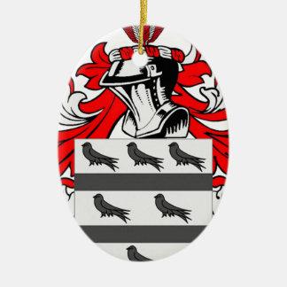 McCoy Coat of Arms Ornament