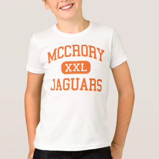 McCrory - Jaguars - High School - McCrory Arkansas T-Shirt