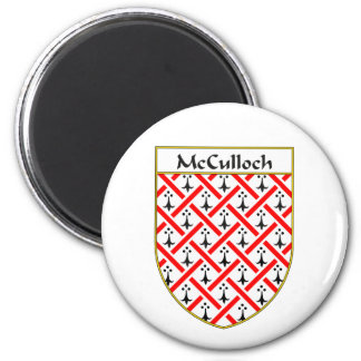 McCulloch Coat of Arms Family Crest Magnets