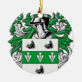 McCutcheon Coat of Arms Ornaments