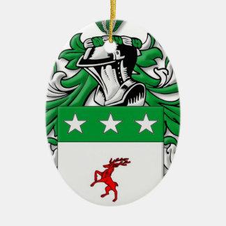 McDevitt Coat of Arms Ornament