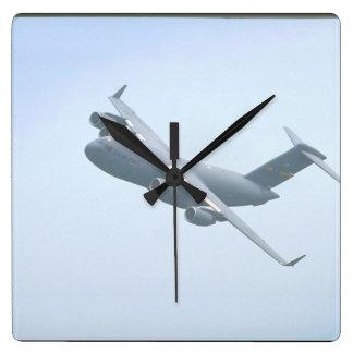 McDonnell Douglas C-17A_Aviation Photography II Wallclock