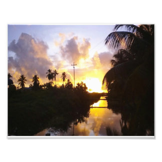 McDoom Sunrise Wall Art Photograph