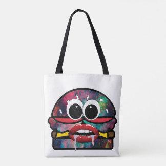 Mcdrool - Drooling Galactic Burger Tote Bag
