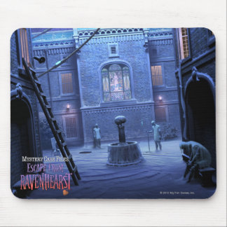MCF: Escape From Ravenhearst Frozen Mouse Mat