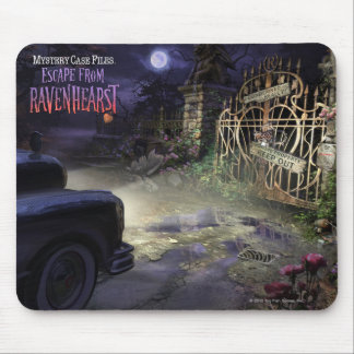 MCF: Escape From Ravenhearst Gate Mouse Mat