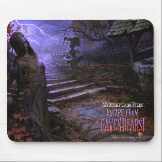 MCF: Escape From Ravenhearst Statue Mouse Mat