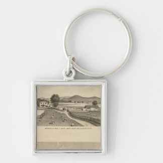 McFarland, Smith residences Key Ring