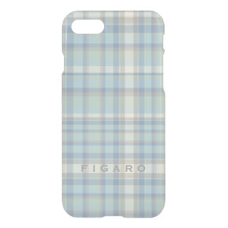 McFig Figaro Seasons Tartan Plaid Limited Edition iPhone 7 Case