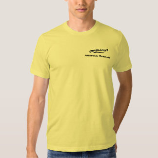 mcgarveys, Annapolis, Maryland Tshirt