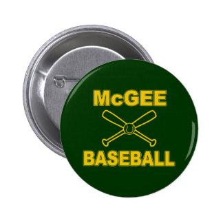 McGee Baseball Pins