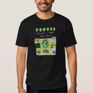 McGee Scramble T Shirts