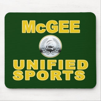 McGee Unified Sports Mouse Pad