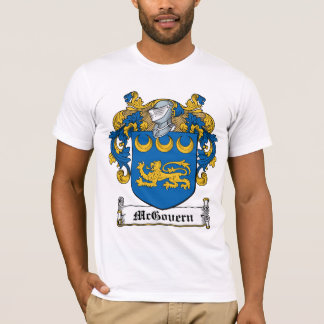 McGovern Family Crest T-Shirt
