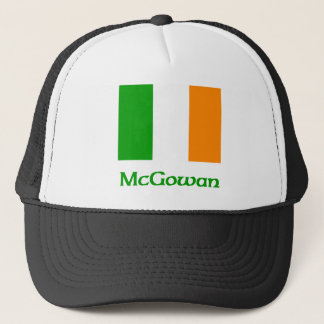 McGowan Irish Flag Trucker Hat