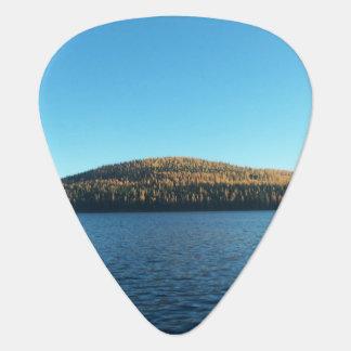 McGregor Lake Guitar Pick