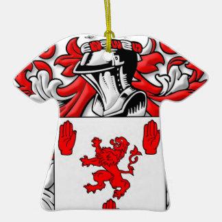 McGuckin Coat of Arms Ornaments