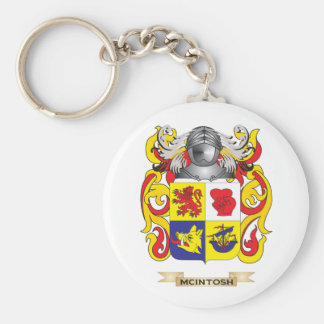 McIntosh Coat of Arms (Family Crest) Key Chains
