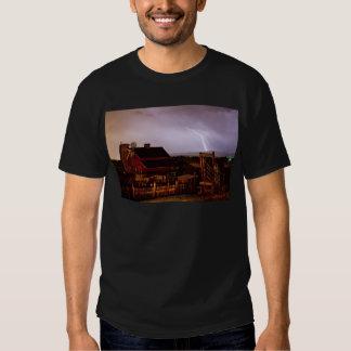 McIntosh Farm Lightning Thunderstorm Tshirt