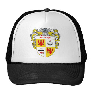 McIntyre Coat of Arms (Mantled) Cap
