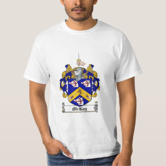 Mckay Family Crest - Mckay Coat of Arms T-Shirt