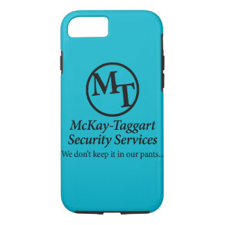 McKay-Taggart iPhone 7 Case