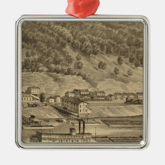 McKeesport Pennsylvania Christmas Ornament