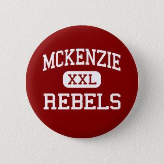 McKenzie - Rebels - High - McKenzie Tennessee 6 Cm Round Badge